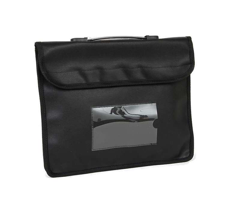briefcase extendible pocket