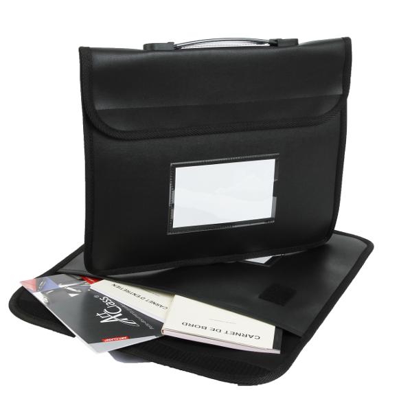 briefcase flat handle