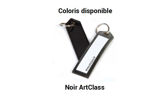 Porte-clés identification