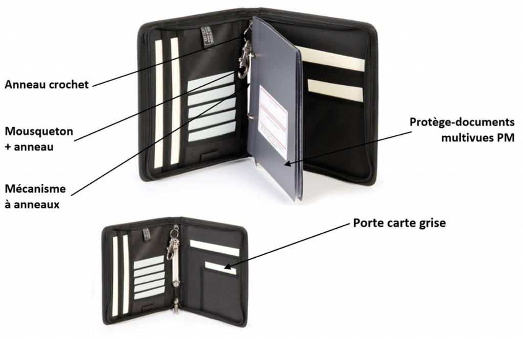 options interieures des pochettes et porte-documents ARTCLASS