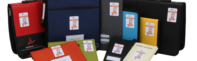 Les pochettes et porte-documents ArtClass se connectent